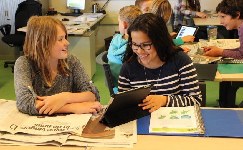 Onderzoek: krant lezen vergroot taalvaardigheid