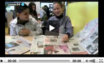 Nieuwsmedia in het basisonderwijs