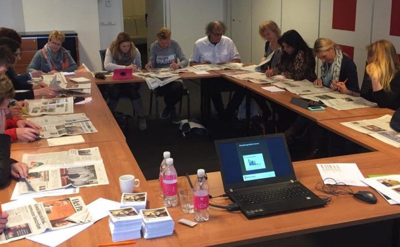 Workshop rekenen met Nieuws in de klas