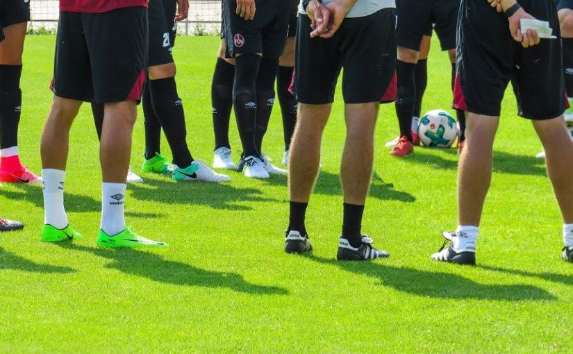 Actuele opdracht: Racisme van het veld en uit de stadions