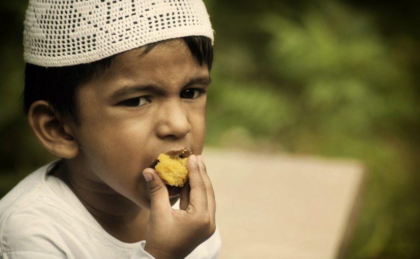 Actuele opdracht: Ramadan begint