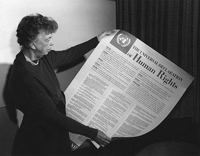 Mensenrechten in het nieuws